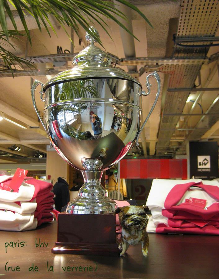 paris bhv trophy