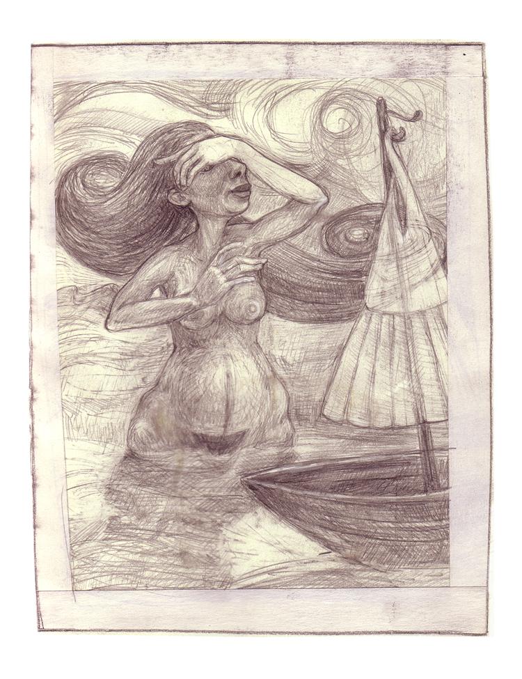 BLoG mishmash set sail nude