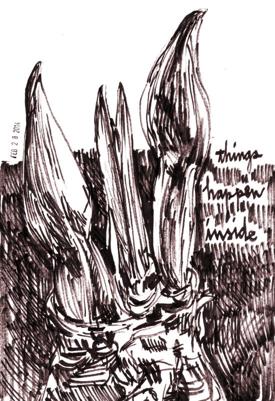 ink sharpie bulbe 28 fév