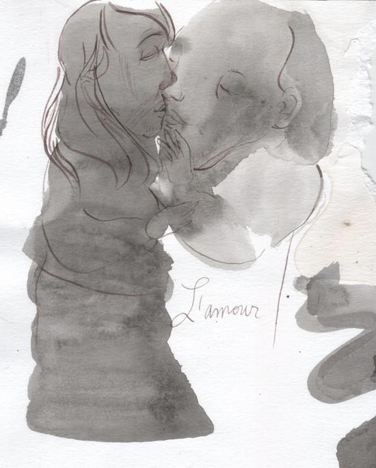 inkblots l'amour