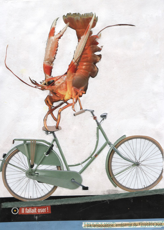 carnet putney bicyclette