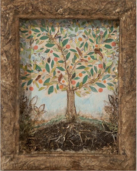 arbre de vie revisté